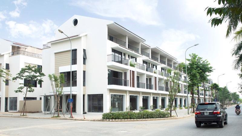 Shophouse Sunny Garden City được dự báo sẽ làm nóng thị trường bất động sản khu vực Đại lộ Thăng Long.