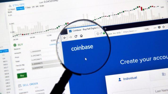 Coinbase là một trong những sàn giao dịch tiền ảo lớn nhất thế giới.