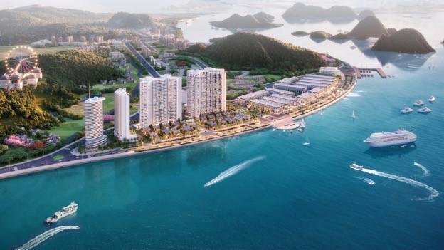 """Best Western Premier Sapphire Ha Long giải """"cơn khát"""" sổ đỏ cho các nhà đầu tư căn hộ nghỉ dưỡng."""