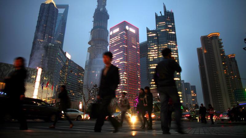Kinh tế Trung Quốc đang có nhiều dấu hiệu giảm tốc.