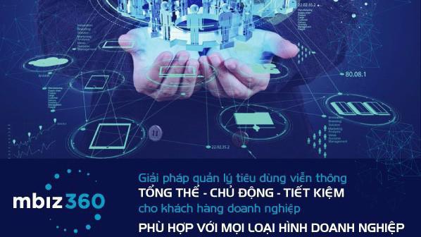 """MobiFone sẽ tổ chức hội thảo """"mBiz360 - Giải pháp toàn diện quản lý và tiết kiệm chi phí viễn thông cho doanh nghiệp"""" vào ngày 27/11/2018 tại Tp.HCM."""