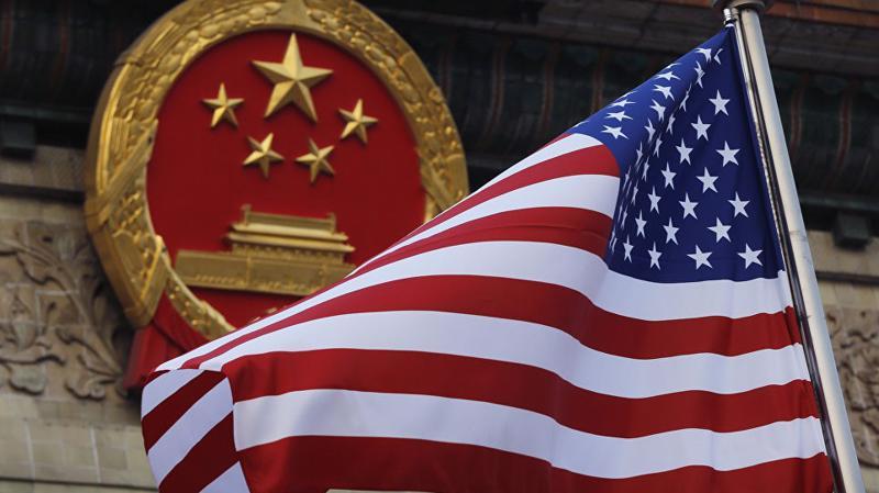 Mối quan hệ giữa Mỹ và Trung Quốc đang căng thẳng, nhất là về thương mại - Ảnh: AP.