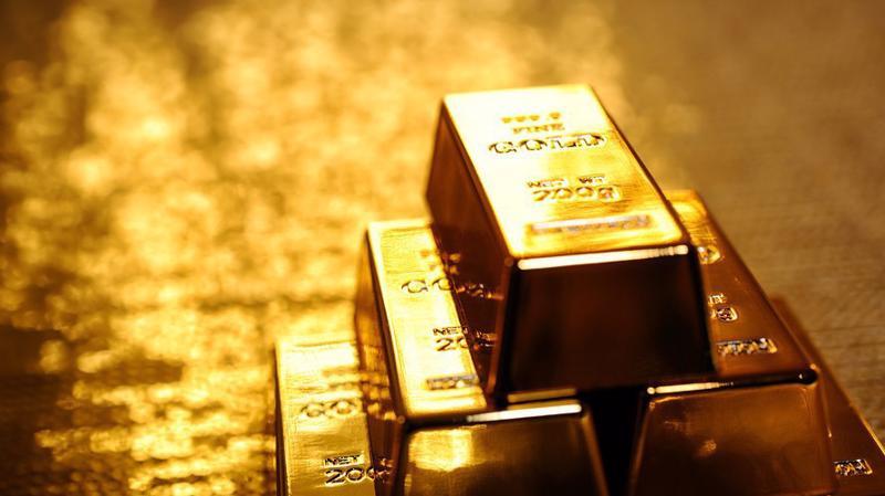Cả tuần trước, giá vàng giao ngay tăng 0,1% - Ảnh: Getty/CNBC.