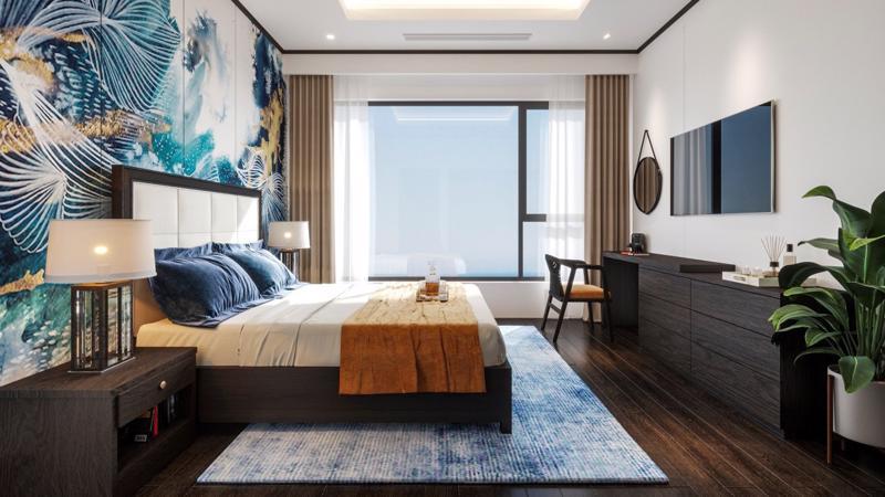 Căn hộ Best Western Premier Sapphire Ha Long được thiết kế theo các tiêu chuẩn khắt khe của thương hiệu quản lý danh tiếng.