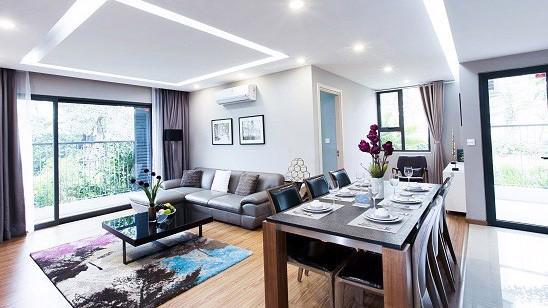 Căn hộ thực tế tại Hồng Hà Eco City giúp khách hàng cảm nhận rõ nét hơn về không gian sống tại khu đô thị xanh nhất phía Nam thủ đô trong tương lai.