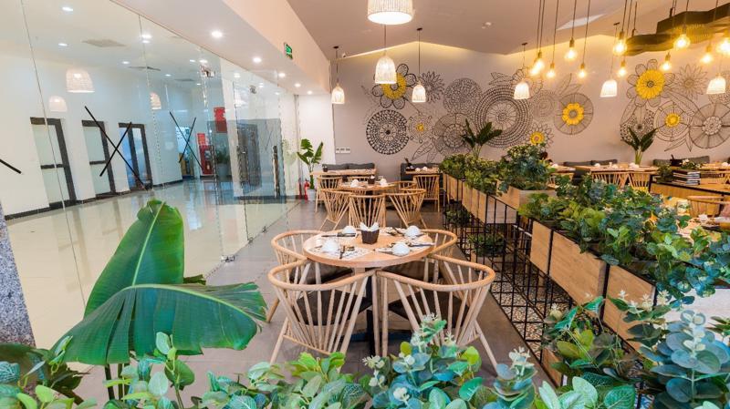 TNR Goldmark City là một trong những dự án lớn nhất phía Tây Hà Nội với 4 quảng trường rộng lớn và 4 sky garden trên cao mang cảm giác trong lành và yên bình.
