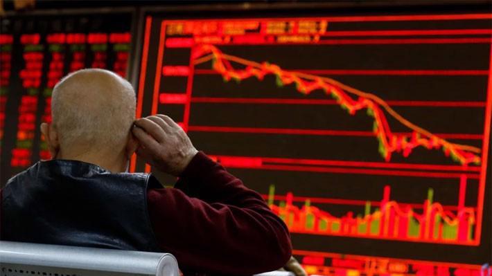 Ngoài chiến tranh thương mại Mỹ-Trung, nhà đầu tư chứng khoán Trung Quốc còn lo ngại về sự giảm tốc của nền kinh tế trong nước - Ảnh: SCMP.