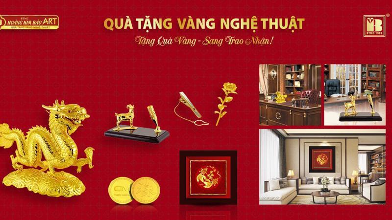 Bảo Tín Minh Châu có thể chế tác những sản phẩm quà tặng bằng vàng trọng lượng từ nhỏ đến lớn, cam kết sản phẩm từ trong ra ngoài đảm bảo đủ trọng lượng.