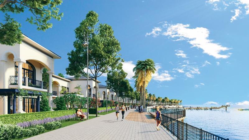 Với mức giá từ 11,8 triệu/m2, Ha Tien Venice Villas được xem là suất đầu tư cạnh tranh nhất thị trường, bằng 1/5 thậm chí 1/10 các dự án cùng thời điểm.