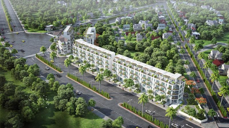 Cụm dự án biệt thự, liền kề của Hateco được hưởng lợi lớn từ hạ tầng quận Nam Từ Liêm.
