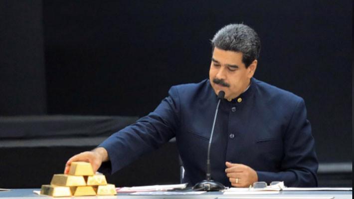 Tổng thống Venezuela Nicolas Maduro - Ảnh: Reuters.