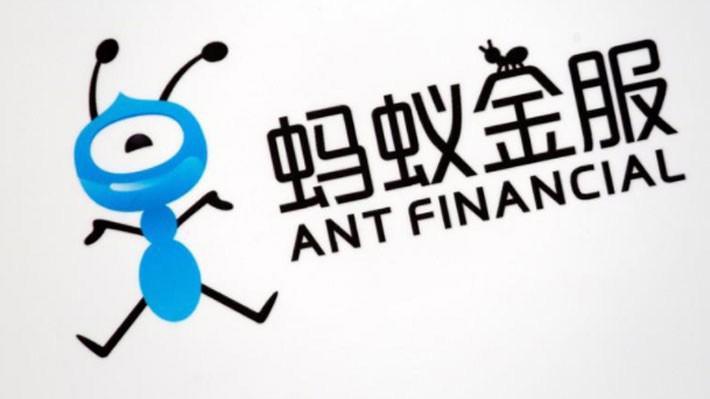 """Ant Financial là công ty thanh toán thuộc """"đế chế"""" thương mại điện tử Alibaba - Ảnh: Reuters."""