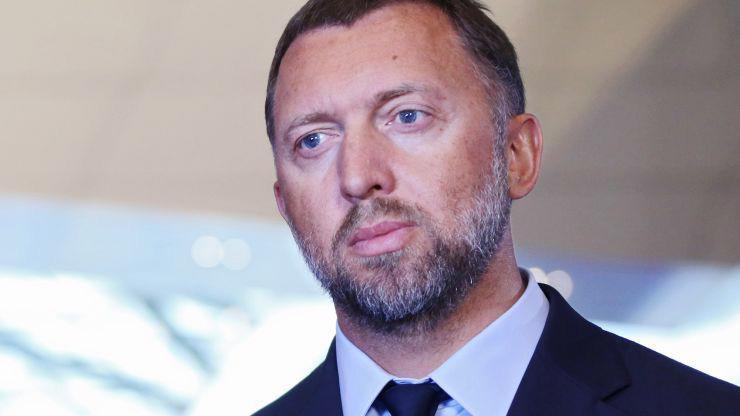 Tỷ phú Nga Oleg Deripaska - Ảnh: Bloomberg/CNBC.