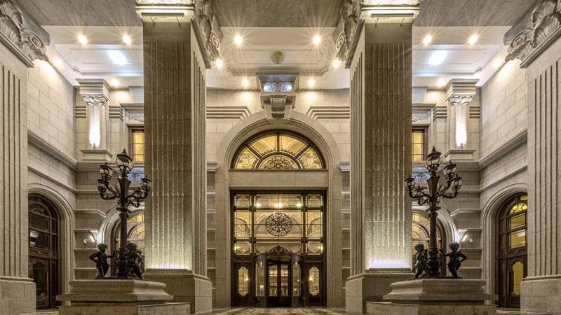 """""""Kiệt tác vượt thời gian"""" D'. Palais Louis mang đậm dấu ấn bất động sản Tân Hoàng Minh."""