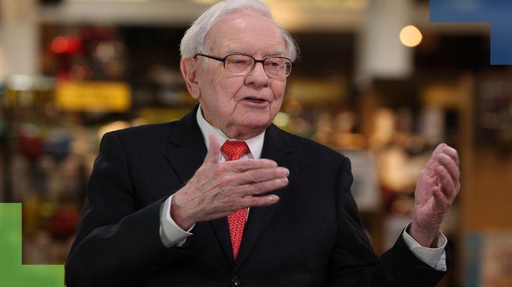 Tỷ phú Mỹ Warren Buffett - Ảnh: CNBC.