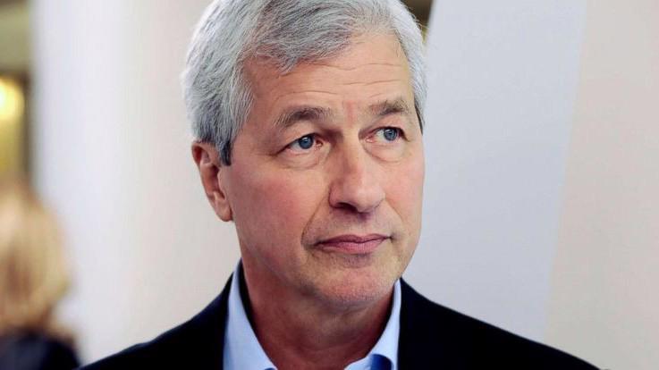 Ông Jamie Dimon, CEO JPMorgan Chase.