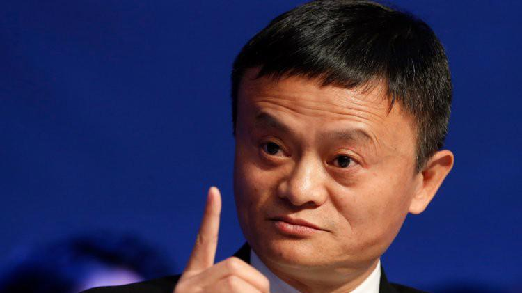 Ông Jack Ma, nhà sáng lập tập đoàn Alibaba, một trong những tỷ phú giàu nhất Trung Quốc.