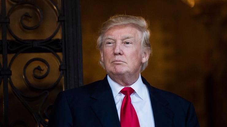 Tổng thống Mỹ Donald Trump - Ảnh: Washington Post/CNBC.