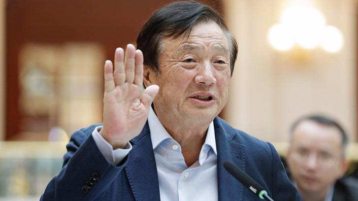 Nhà sáng lập Huawei Nhiệm Chính Phi.