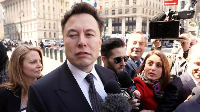 Tổng giám đốc (CEO) Elon Musk của Tesla - Ảnh: Reuters.