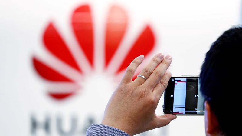 Vấn đề Huawei đang trở thành một tâm điểm của xung đột Mỹ-Trung - Ảnh: Reuters.