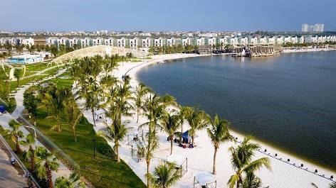 """Chuỗi sự kiện """"Ngày hội Thành phố biển hồ Vinhomes Ocean Park"""" sẽ diễn ra vào Thứ Bảy và Chủ Nhật hàng tuần, bắt đầu từ 1/6 - 16/6."""