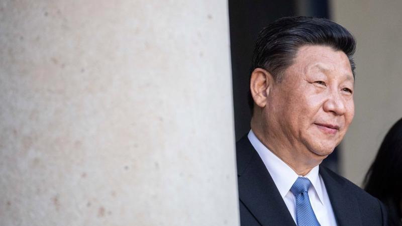 Chủ tịch Trung Quốc Tập Cận Bình - Ảnh: Bloomberg.
