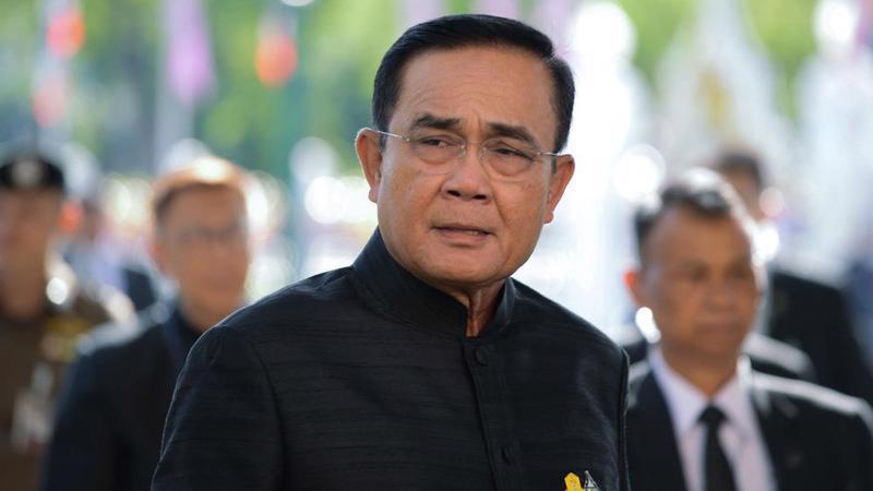 Thủ tướng Thái Lan Prayuth Chan-Ocha - Ảnh: Bloomberg.