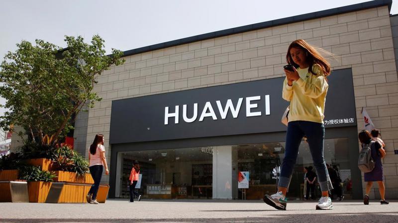 Trong quý 1, Huawei chiếm vị trí thứ hai trên thị trường smartphone toàn cầu - Ảnh: Reuters.