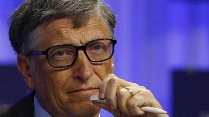 Nhà sáng lập Microsoft Bill Gates.