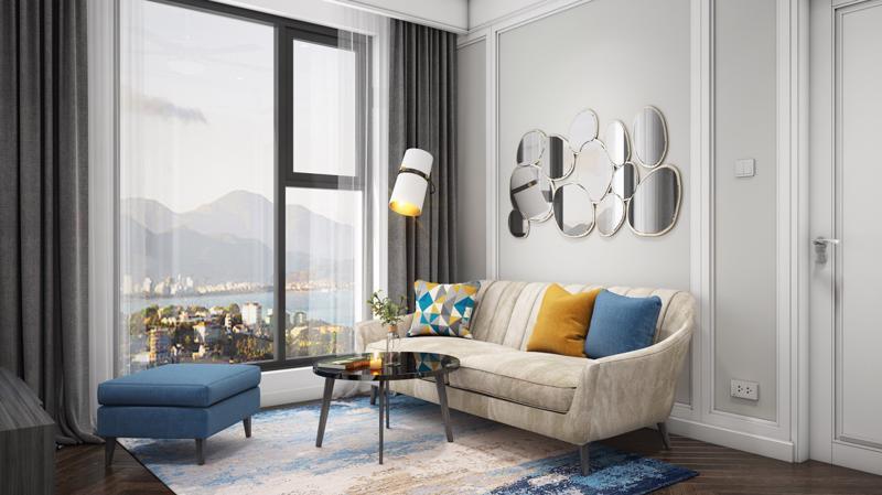 Chủ nhân căn hộ Altara Residences sẽ được cấp Giấy chứng nhận quyền sở hữu lâu dài.