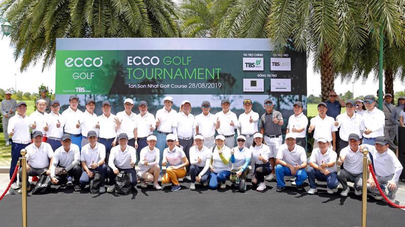 ECCO Golf Tournament 2019 đã mang lại nhiều trải nghiệm thú vị cho các gôn thủ tham dự.