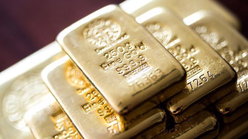 Giá vàng thế giới đang ở vùng cao nhất hơn 6 năm - Ảnh: MarketWatch.