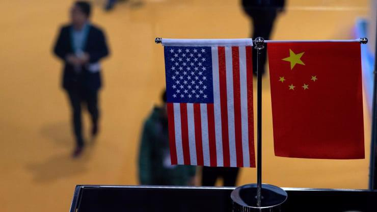 Vòng đàm phán thương mại Mỹ-Trung gần đây nhất diễn ra ở Thượng Hải vào tháng 7 - Ảnh: Getty/CNBC.