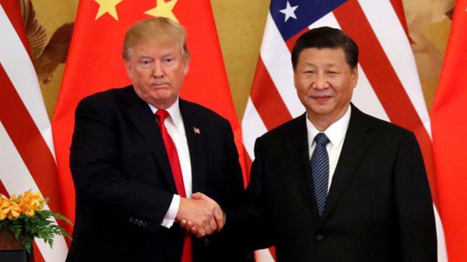 Tổng thống Mỹ Donald Trump và Chủ tịch Trung Quốc Tập Cận Bình - Ảnh: Reuters.
