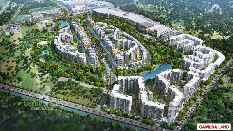 Kiến tạo khu đô thị đáp ứng sự phát triển toàn diện là mục tiêu của chủ đầu tư Gamuda Land.