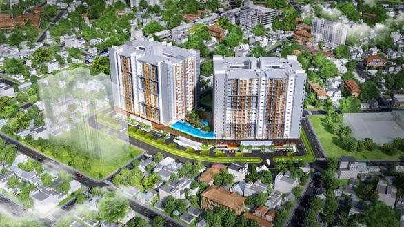 Topaz Twins - dự án căn hộ cao cấp đủ tiêu chuẩn cho các chuyên gia nước ngoài thuê.