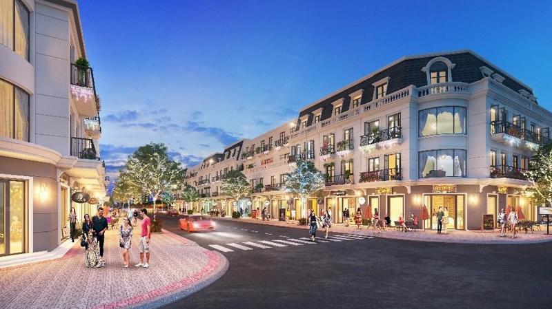 Dự án Golden Mark Shophouse Cẩm Phả đang nhận được sự quan tâm lớn của giới đầu tư.