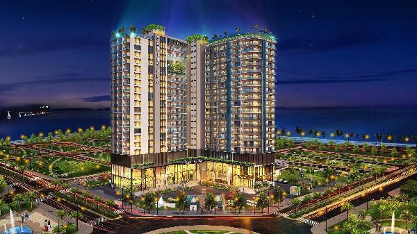 Phối cảnh dự án Peninsula Nha Trang.