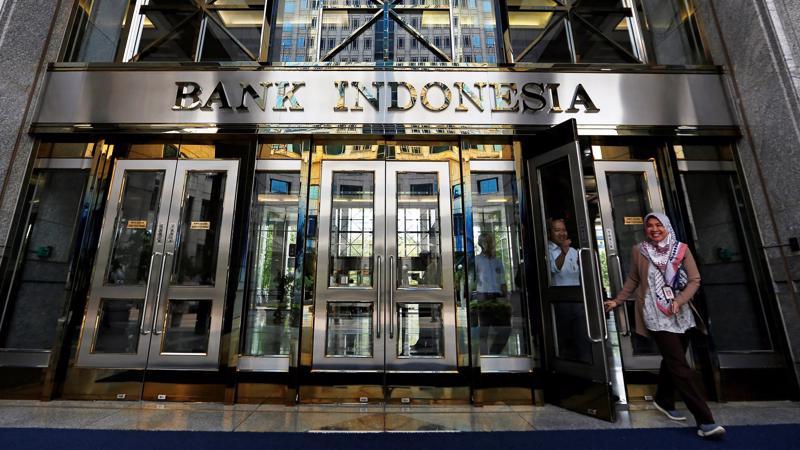 Trụ sở Ngân hàng Trung ương Indonesia (BI) ở Jakarta - Ảnh: Nikkei.