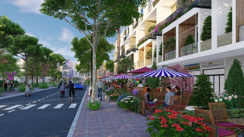 Bảo Lộc Golden City là dự án đất ở đô thị có giá mềm (dao động từ 9,1triệu đồng/m2) so với mặt bằng chung của thành Phố.