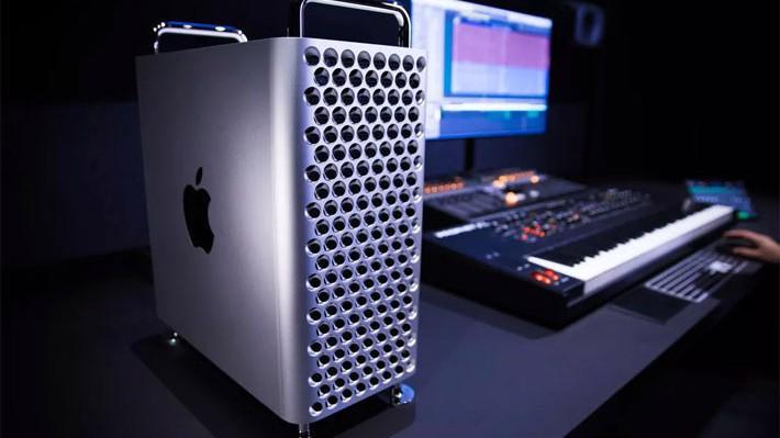 Máy tính Mac Pro của Apple - Ảnh: CNet.
