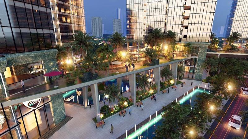 Sunshine City Sài Gòn đã mang tới cho người dân của thành phố một lựa chọn vượt lên mọi chuẩn xanh đang được áp dụng cho các dự án bất động sản.