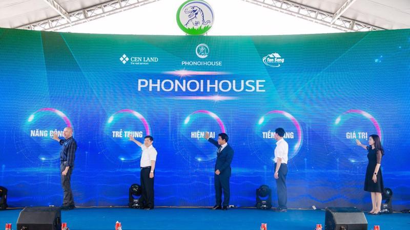 Chính thức giới thiệu ra thị trường Hưng Yên, Phố Nối House được kỳ vọng sẽ trở thành điểm sáng trên bản đồ địa ốc cuối năm 2019.