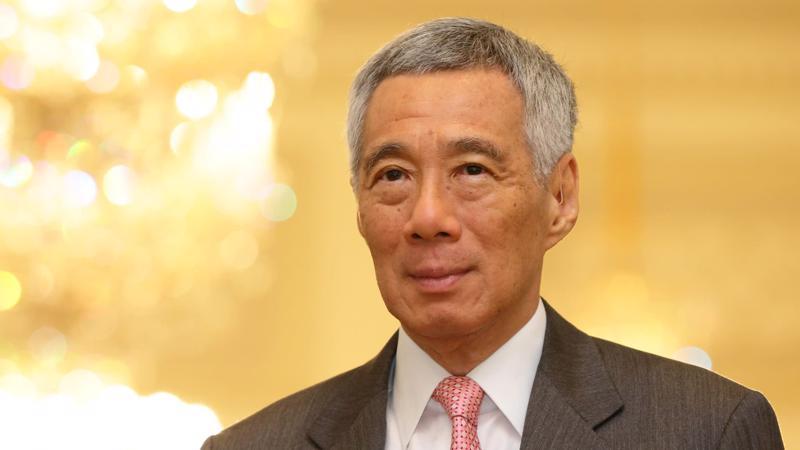 Thủ tướng Singapore Lý Hiển Long.