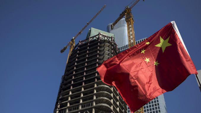 Nền kinh tế Trung Quốc ngày càng tăng trưởng chậm lại.