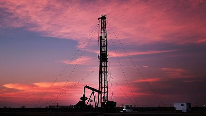Một giếng dầu ở vùng Permian Basin của Mỹ - Ảnh: Getty/CNBC.