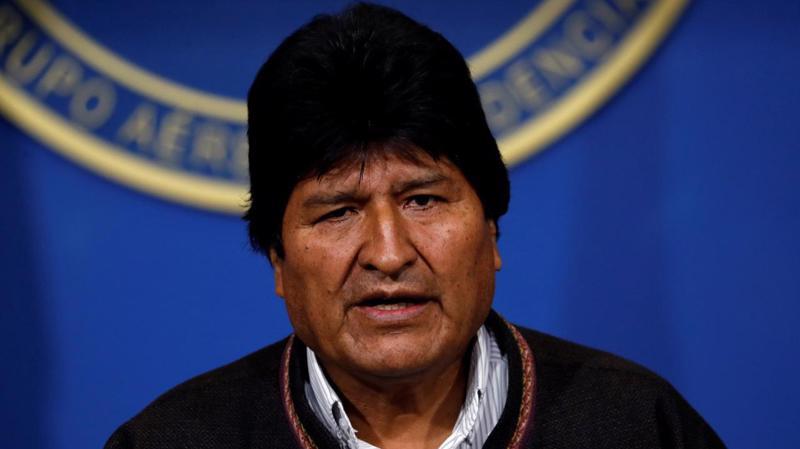 Ông Evo Morales là Tổng thống người bản địa đầu tiên của Bolivia, lên cầm quyền từ năm 2006 - Ảnh: Reuters.