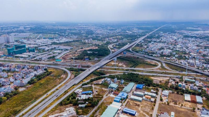 Cao tốc Dầu Giây - Phan Thiết kéo Kê Gà gần hơn với TP.HCM và sân bay quốc tế Long Thành.