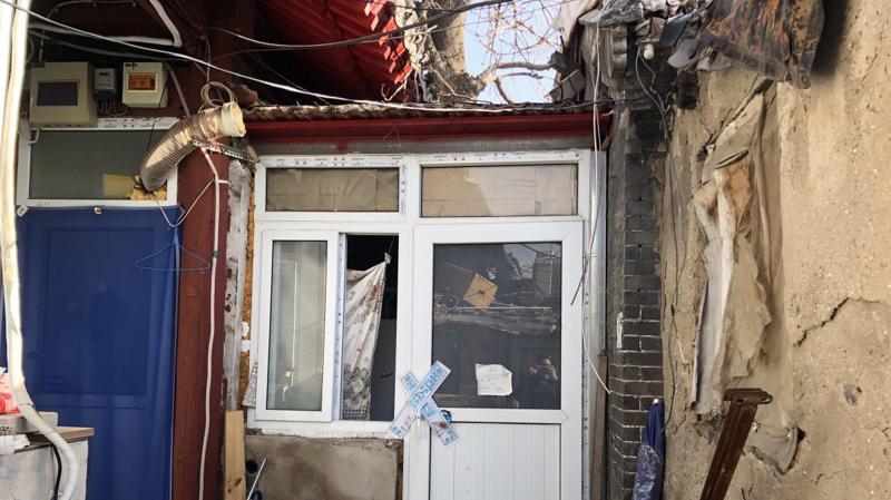 Căn nhà hơn 5m2 được bán với giá hơn 182.000 USD - Ảnh: SCMP.